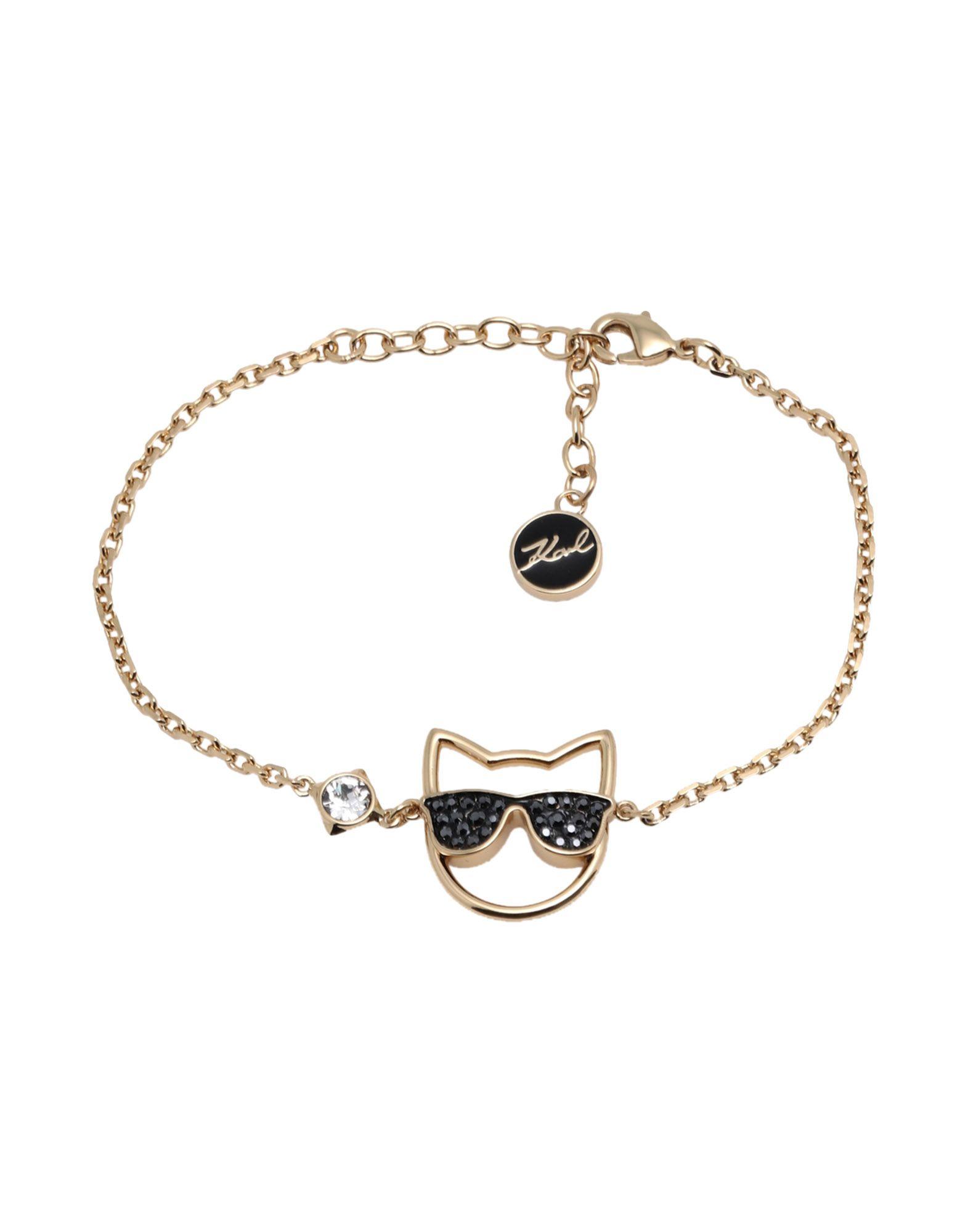 KARL LAGERFELD Bracelets - Item 50243646