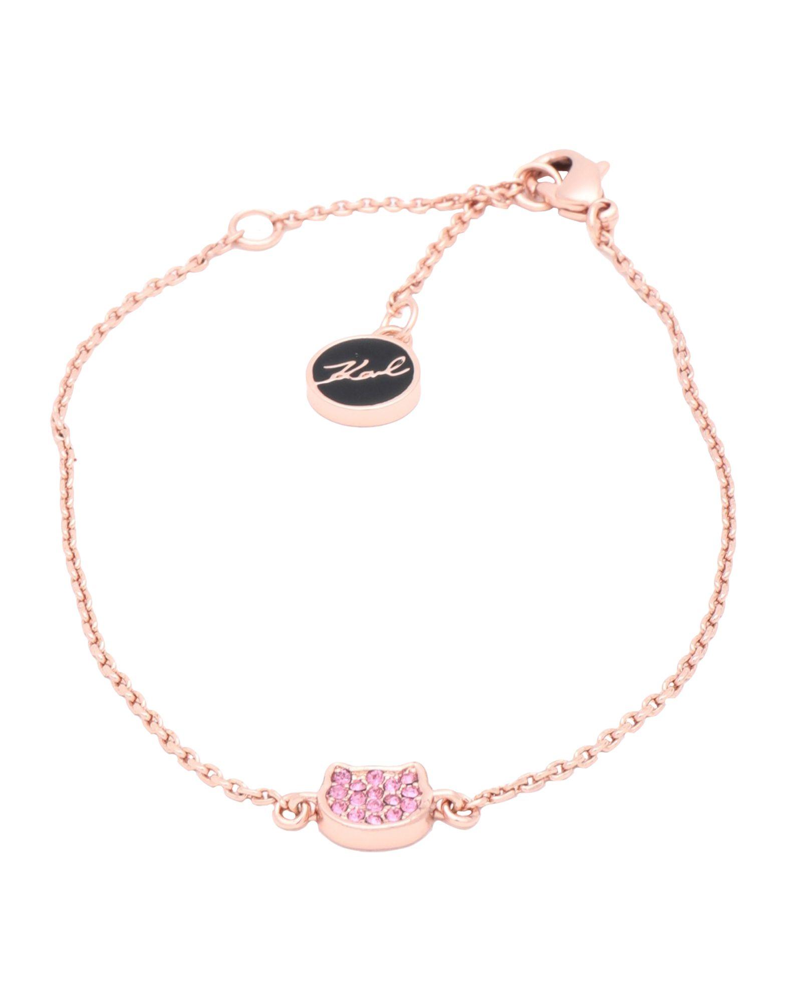 KARL LAGERFELD Bracelets - Item 50243661
