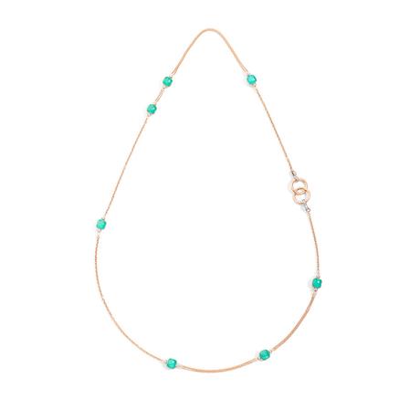 POMELLATO Nudo sautoir necklace  C.B905B E f