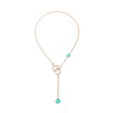 POMELLATO C.B905 E Nudo lariat necklace f