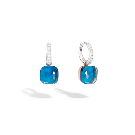POMELLATO Nudo Classic earrings 	O.B401 E f