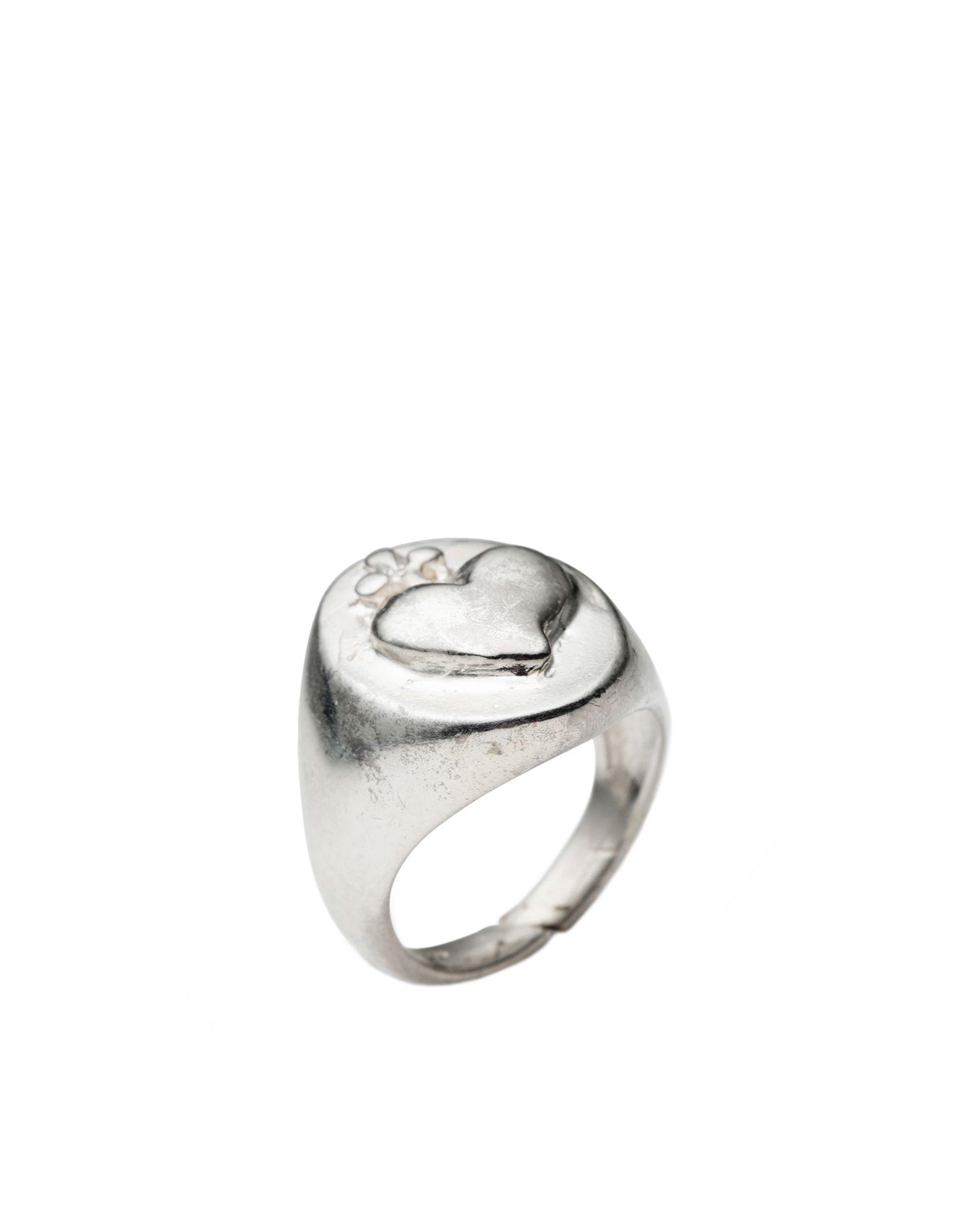 《セール開催中》LA CASA EOLIANA レディース 指輪 シルバー one size シルバー925/1000 IL CUORE EOLIANO