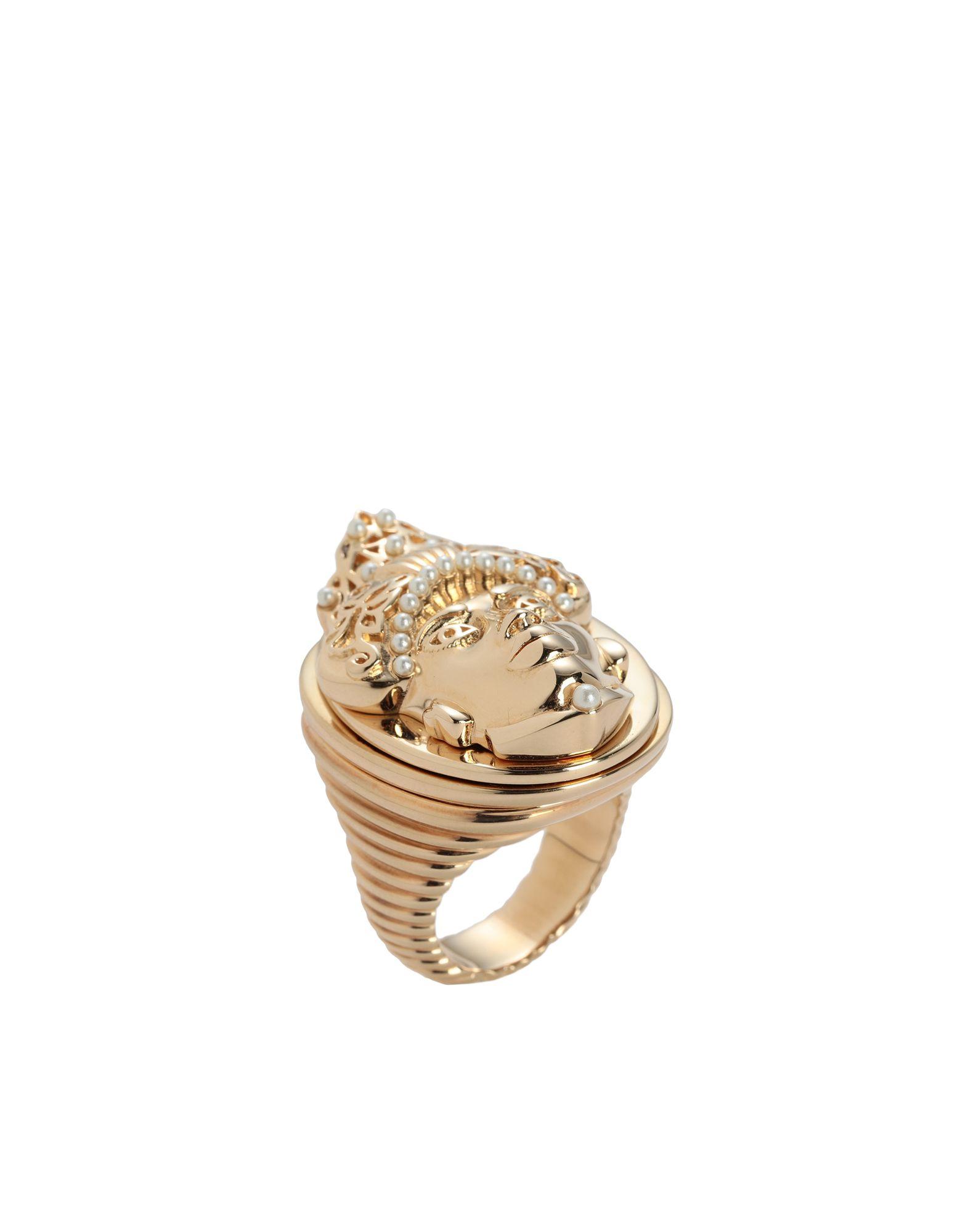 ACCHITTO レディース 指輪 MOOR HYBRID GOLD ゴールド