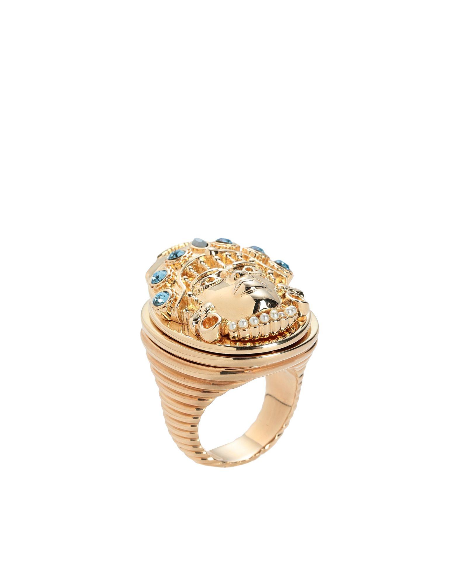 ACCHITTO レディース 指輪 MOOR WOMAN GOLD ゴールド