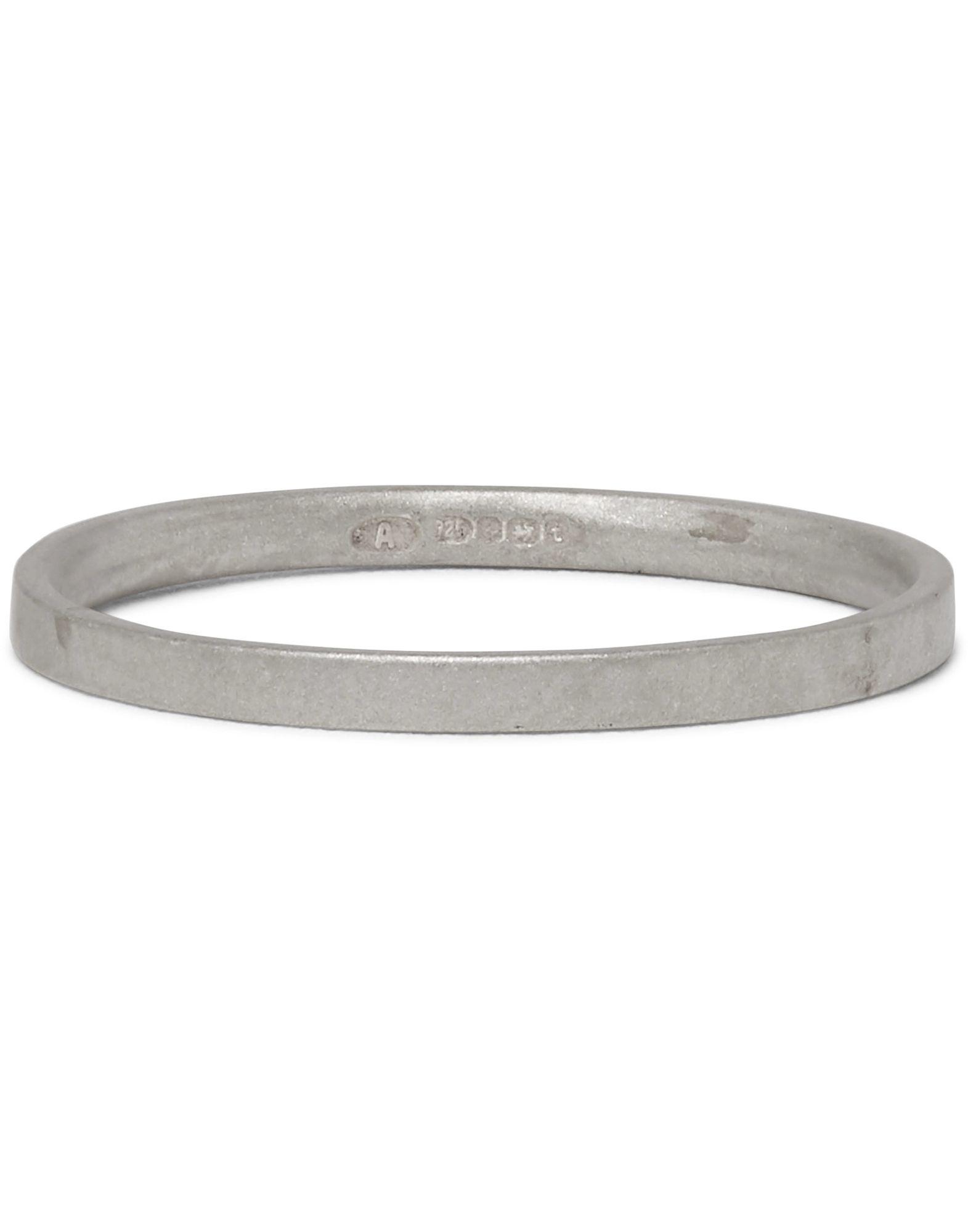 《セール開催中》ALICE MADE THIS メンズ 指輪 カーキ M 金属