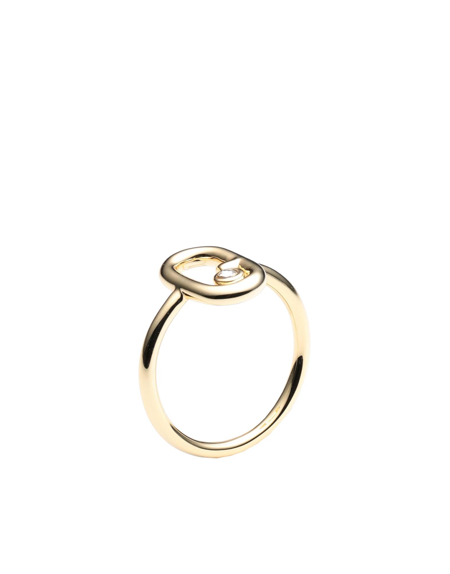 FURLA フルラ レディース 指輪 FURLA PEARL F-LINK RING ゴールド