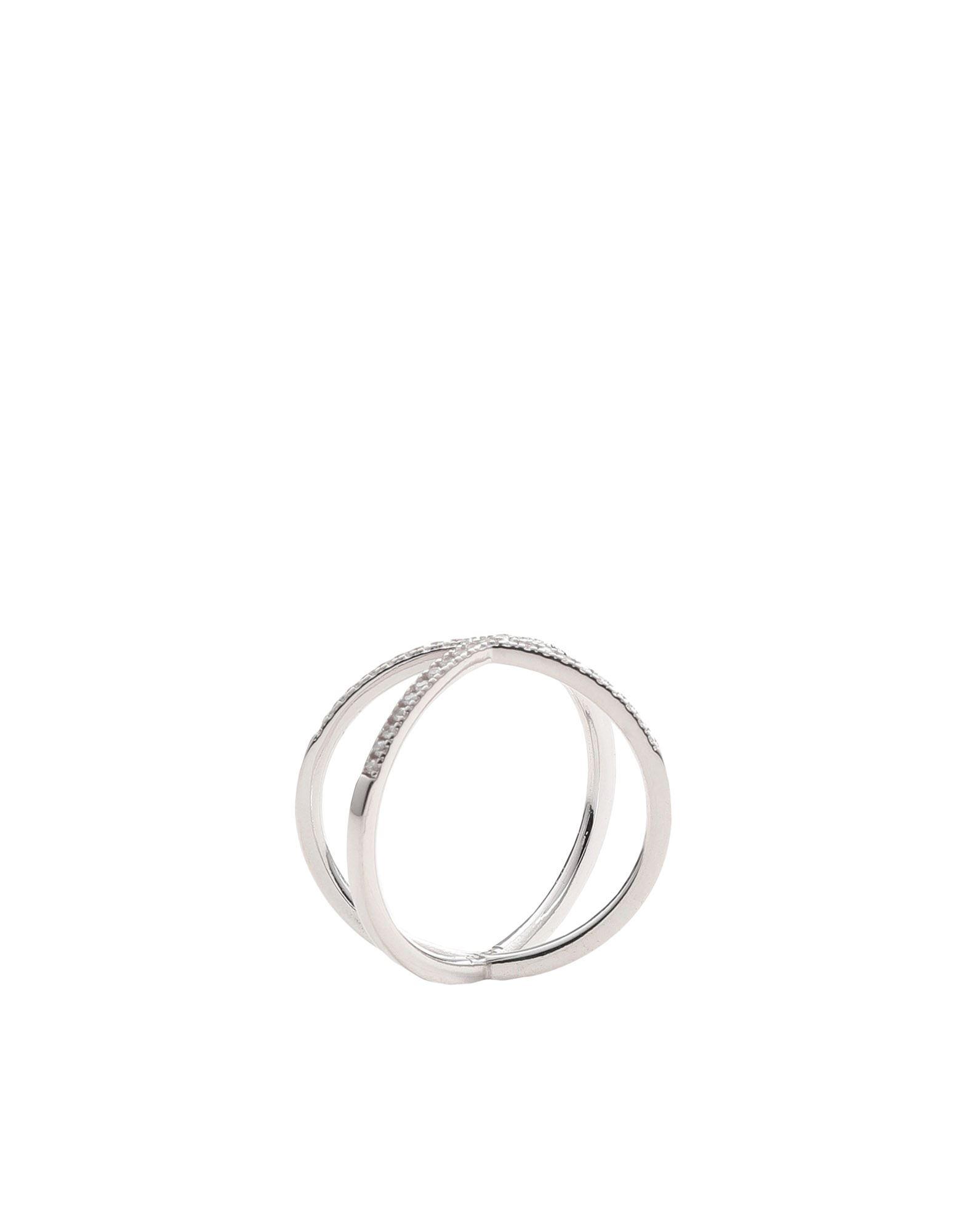 《セール開催中》KURSHUNI レディース 指輪 シルバー 52 シルバー925/1000 / キュービックジルコニア MENTE LUMINOSA - VITA ED ENERGIA