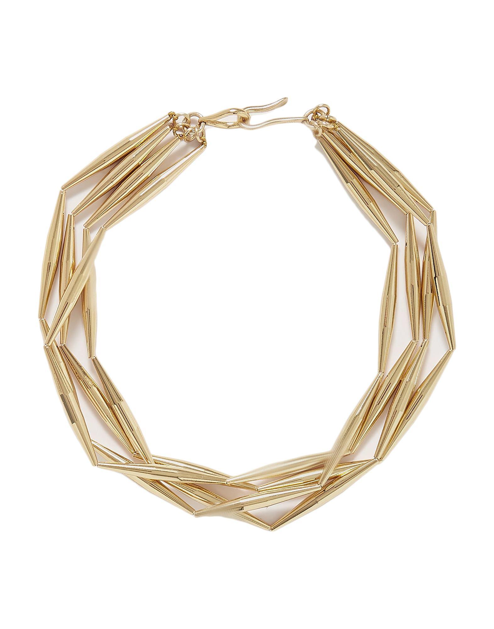 《セール開催中》TOHUM レディース ネックレス ゴールド 真鍮/ブラス 100%