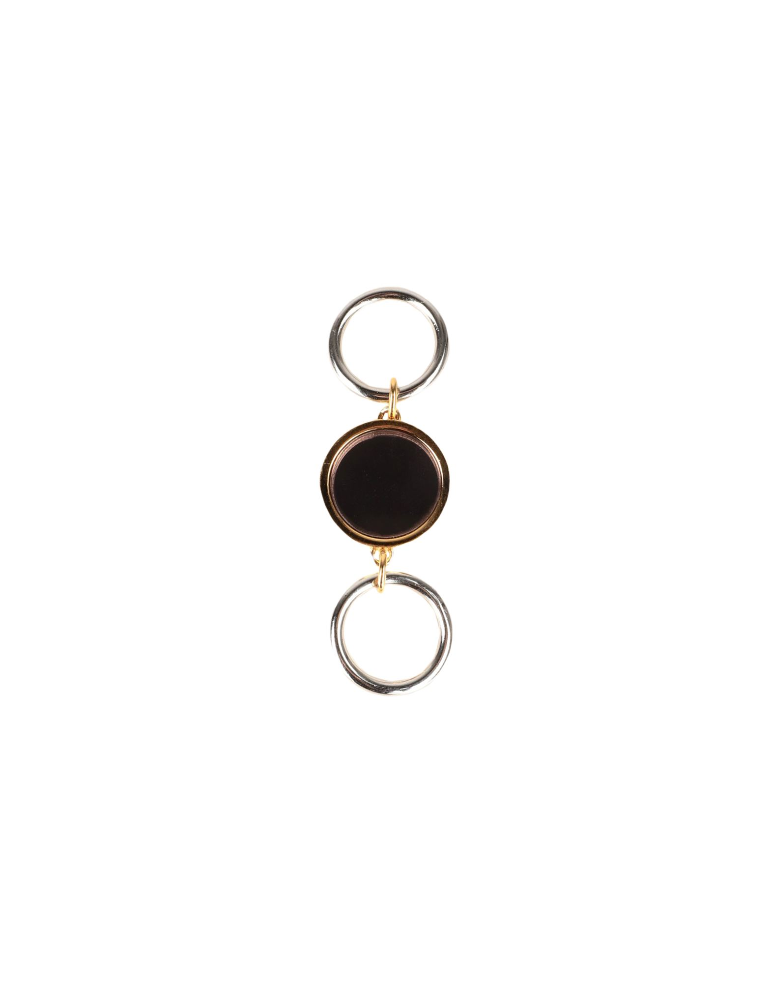 《セール開催中》JIL SANDER レディース 指輪 シルバー one size 金属