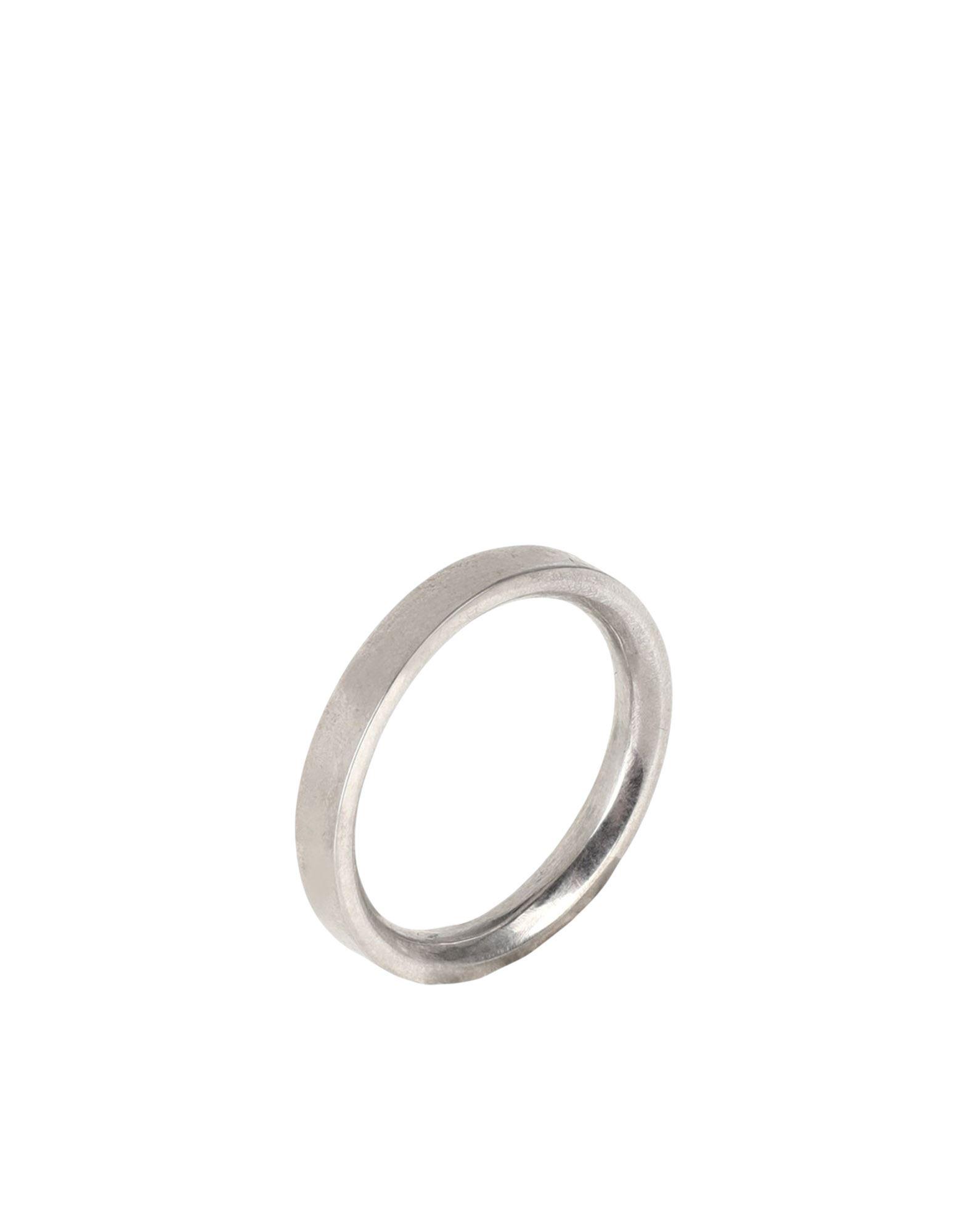 《セール開催中》ALICE MADE THIS メンズ 指輪 シルバー M 金属