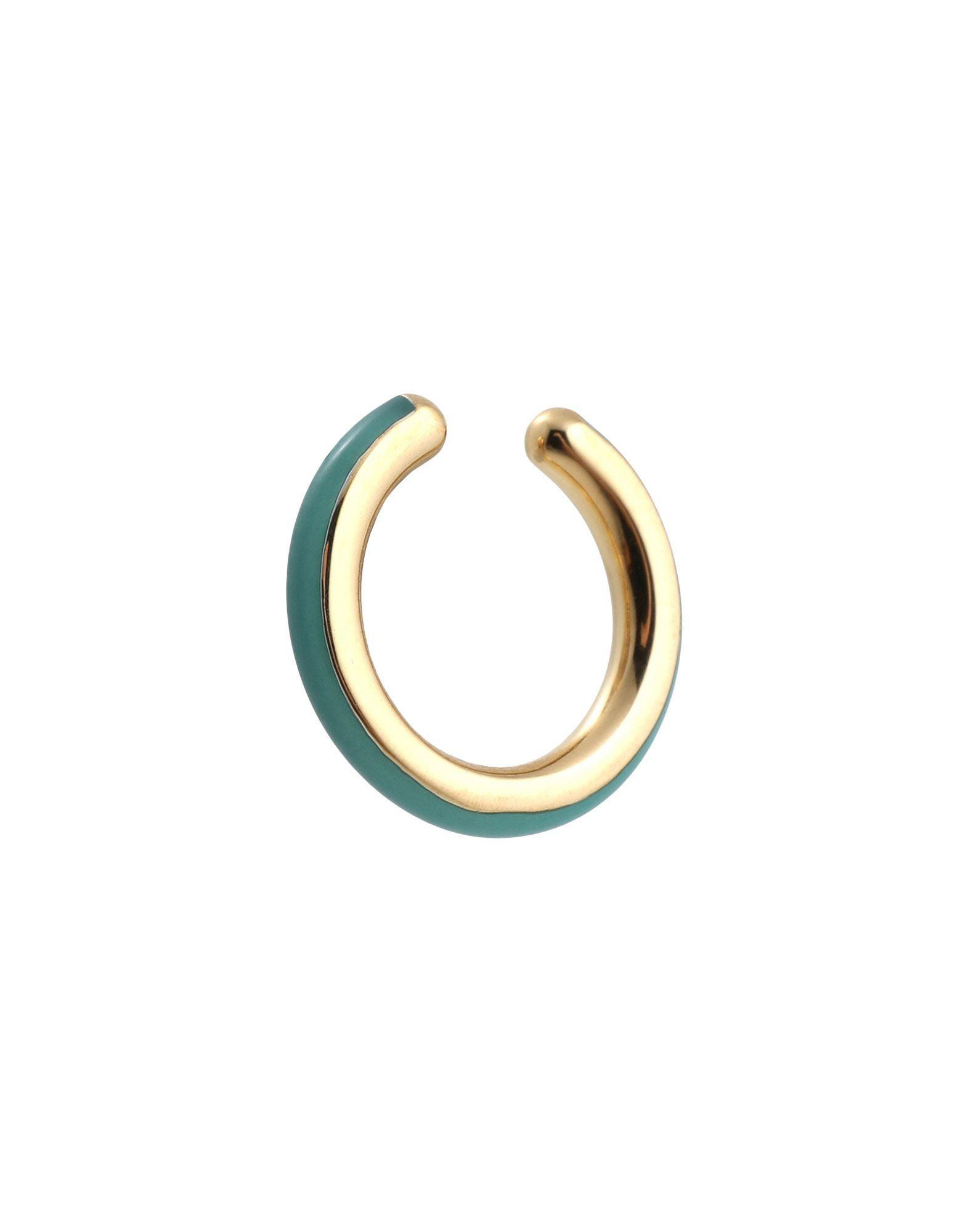 《セール開催中》MARIA BLACK レディース ピアス&イヤリング ターコイズブルー シルバー925/1000 CINDY EAR CUFF