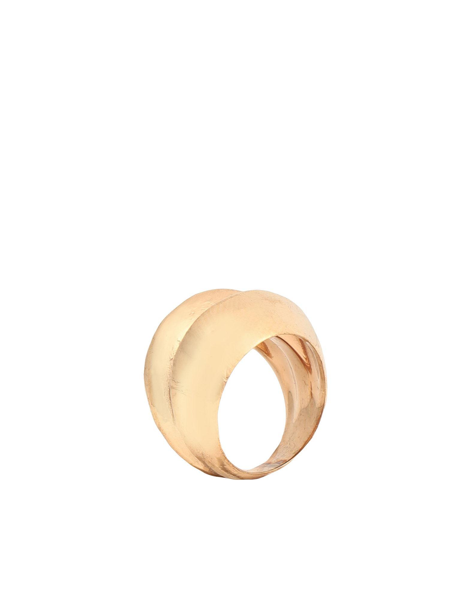 《セール開催中》VOODOO JEWELS レディース 指輪 ゴールド 50 ブロンズ MARI RING