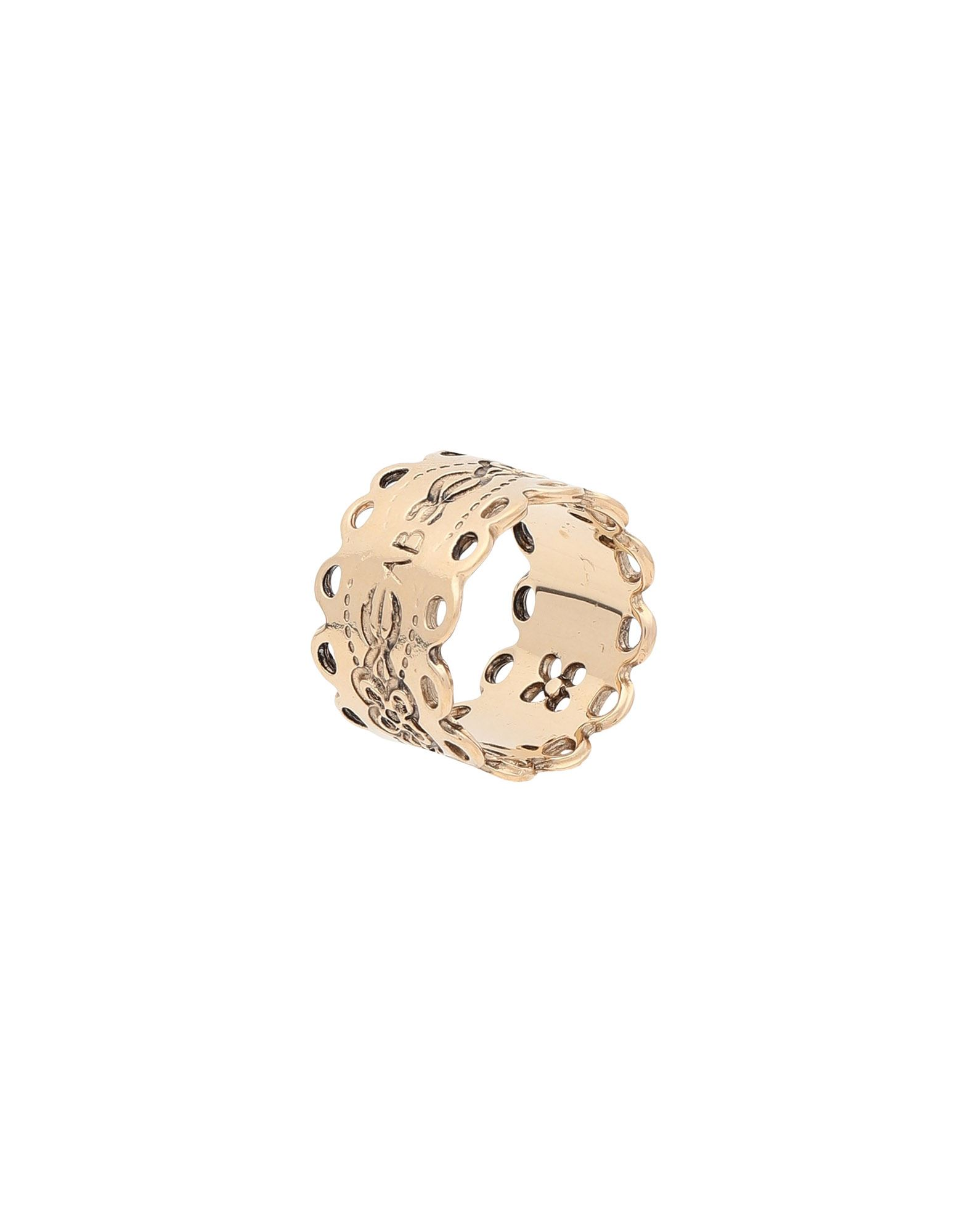 《セール開催中》AUR?LIE BIDERMANN レディース 指輪 ゴールド 52 金属