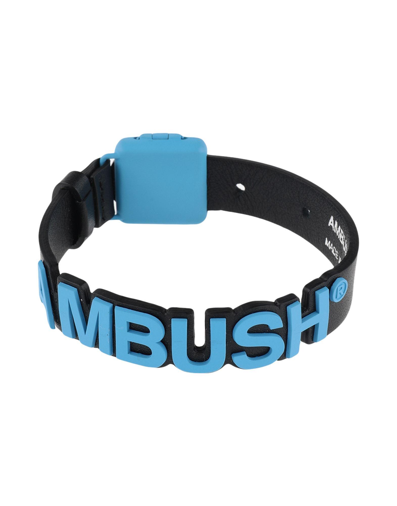 AMBUSH アンブッシュ メンズ ブレスレット ブラック
