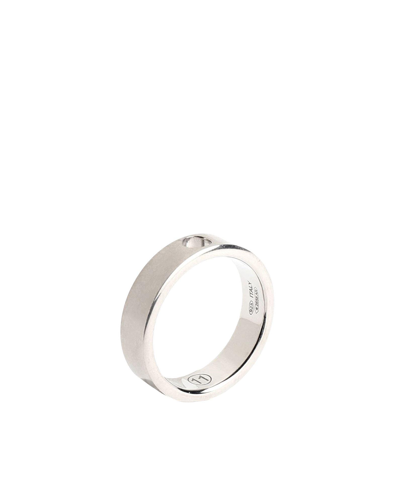 MAISON MARGIELA メゾン マルジェラ メンズ 指輪 シルバー