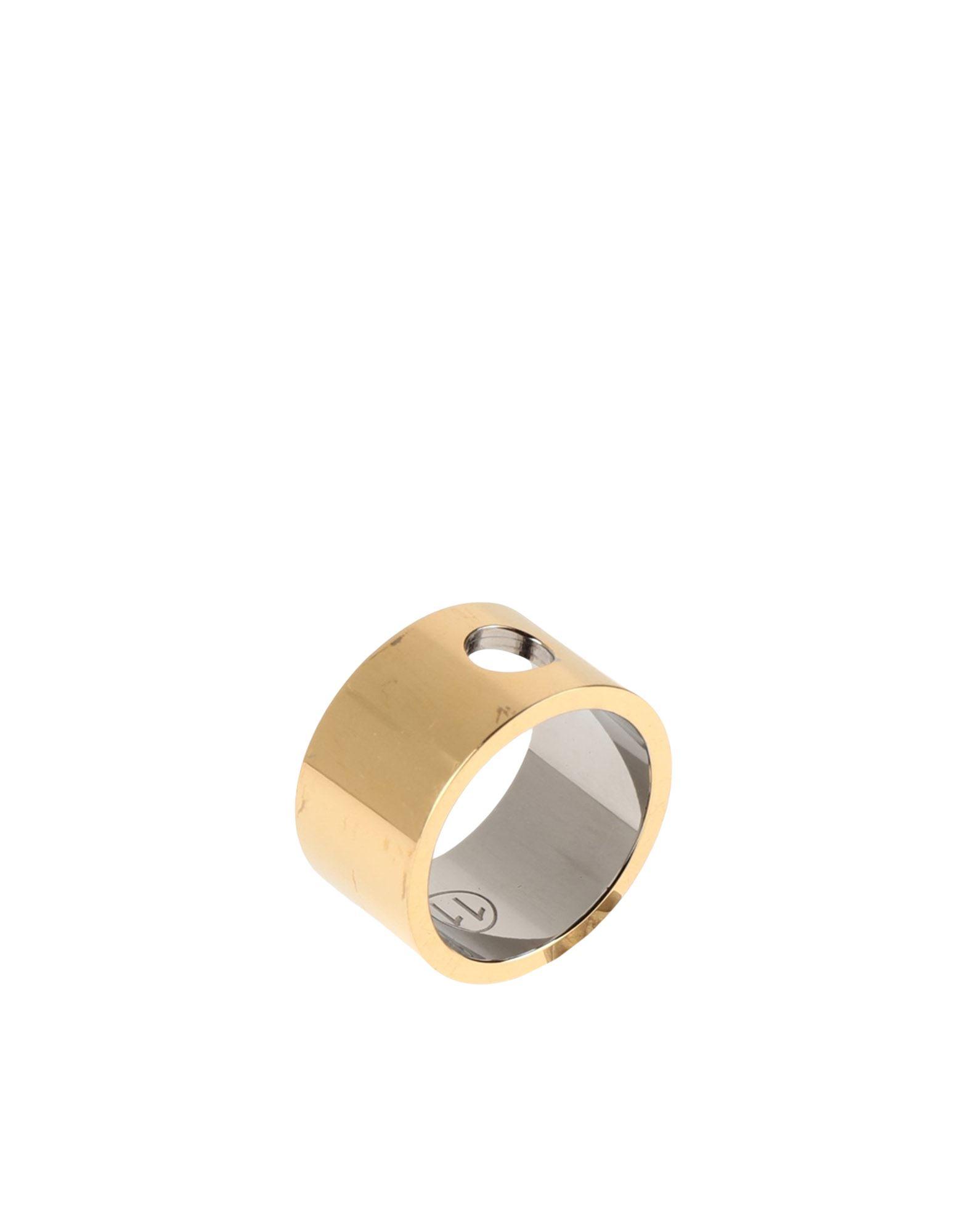 MAISON MARGIELA メゾン マルジェラ メンズ 指輪 ゴールド