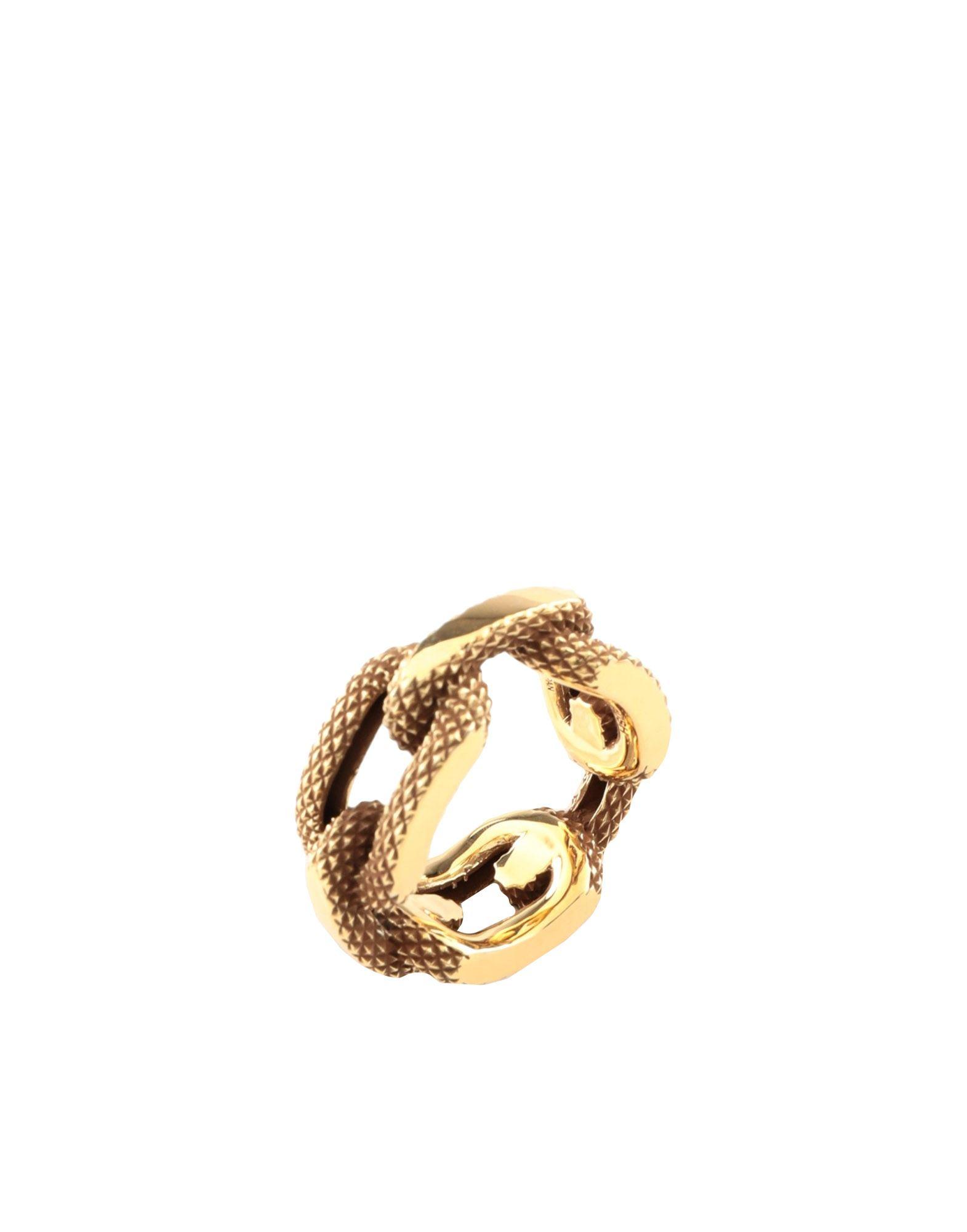 AMBUSH アンブッシュ メンズ 指輪 ゴールド