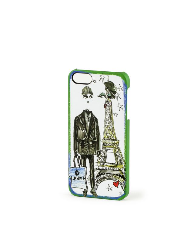 LANVIN Male sketch iPhone 5 case Stationary D f