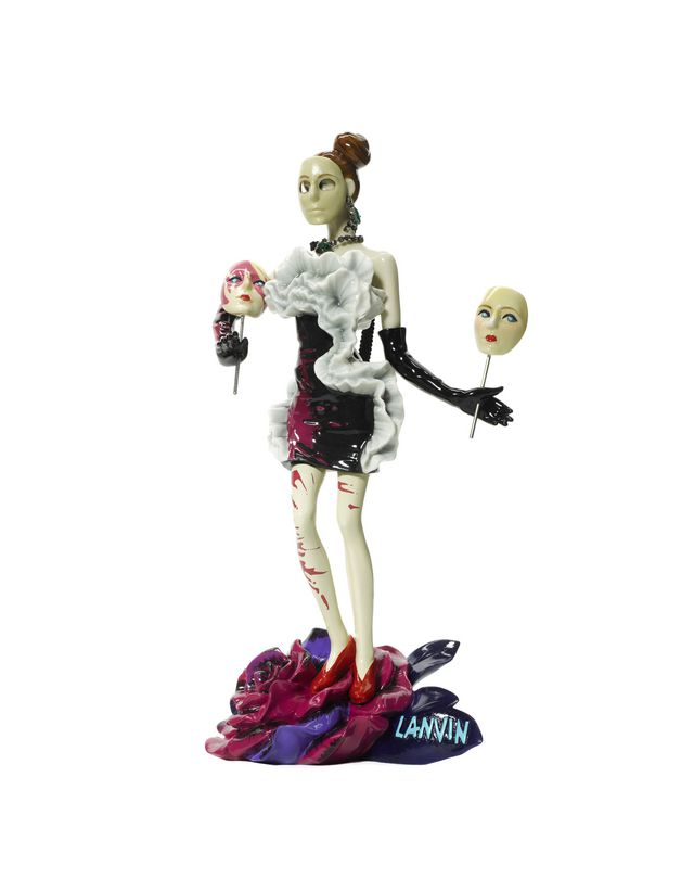 LANVIN Miss Lanvin 41 Doll D f