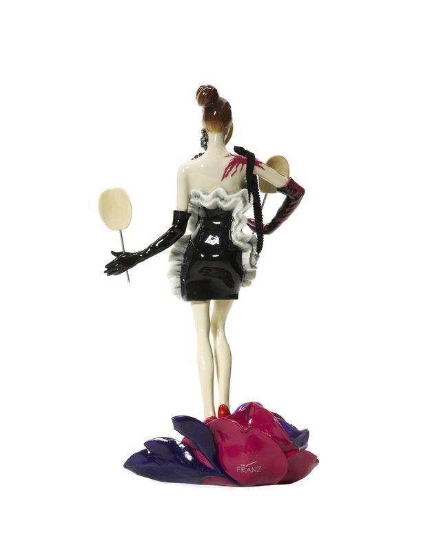 LANVIN Miss Lanvin 41 Doll D r
