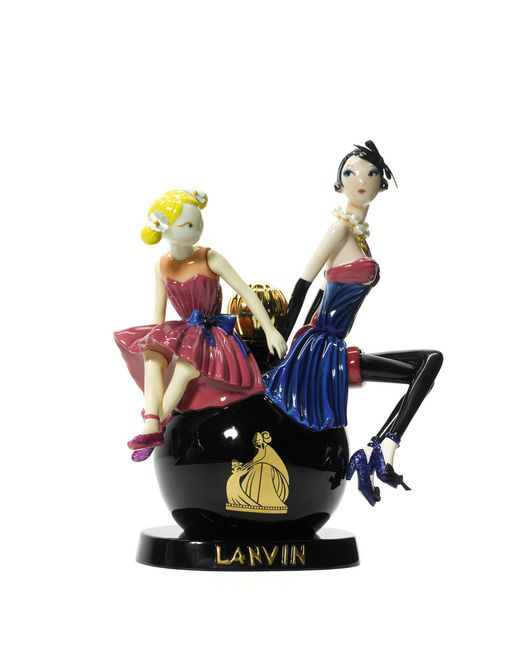 lanvin arpège mother and daughter forever doll women