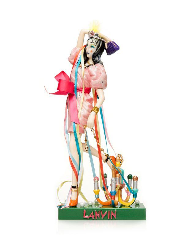 LANVIN Miss Lanvin 26 Doll D f
