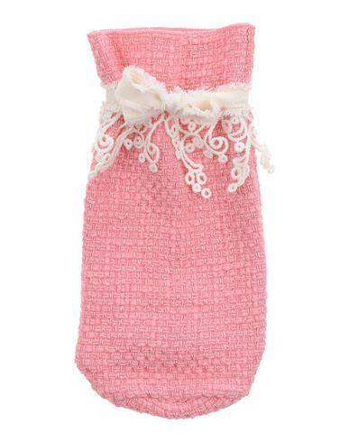 KI6? PRETTY ガールズ 0-24 ヶ月 哺乳瓶ケース ピンク コットン 100%