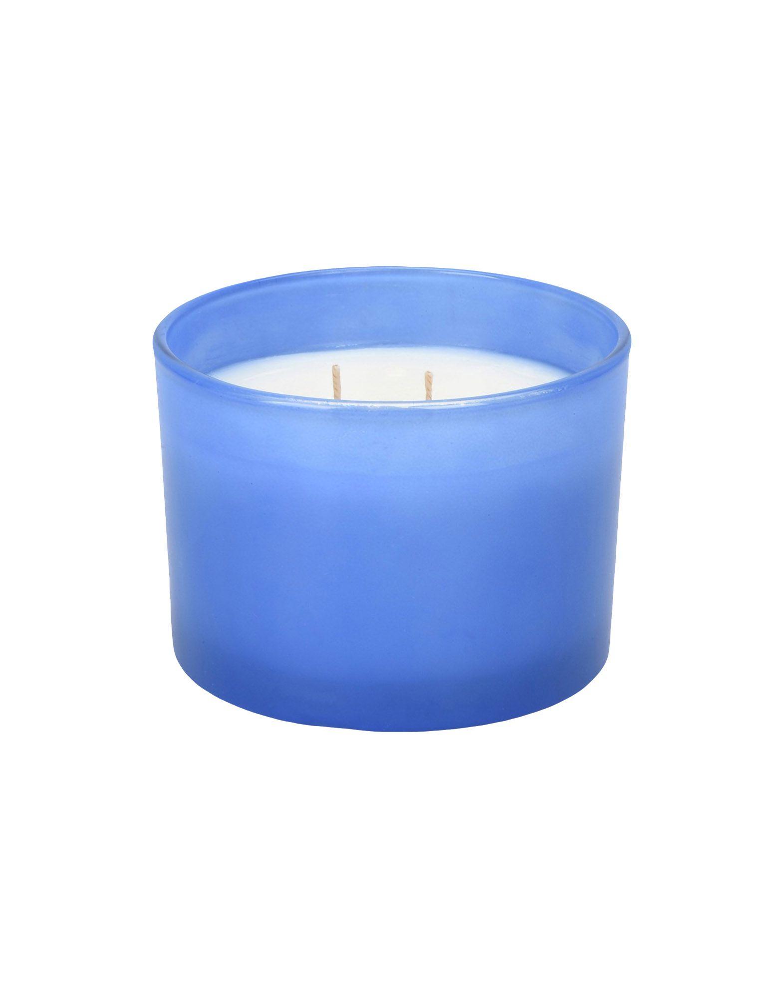 YOOX.COM(ユークス)《セール開催中》ODEME メンズ キャンドル ブルー ナチュラルワックス CANDLE - WATERMILL