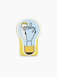 """Coque Live ampoule pour iPhone 6/7/8 - """"Creative"""""""