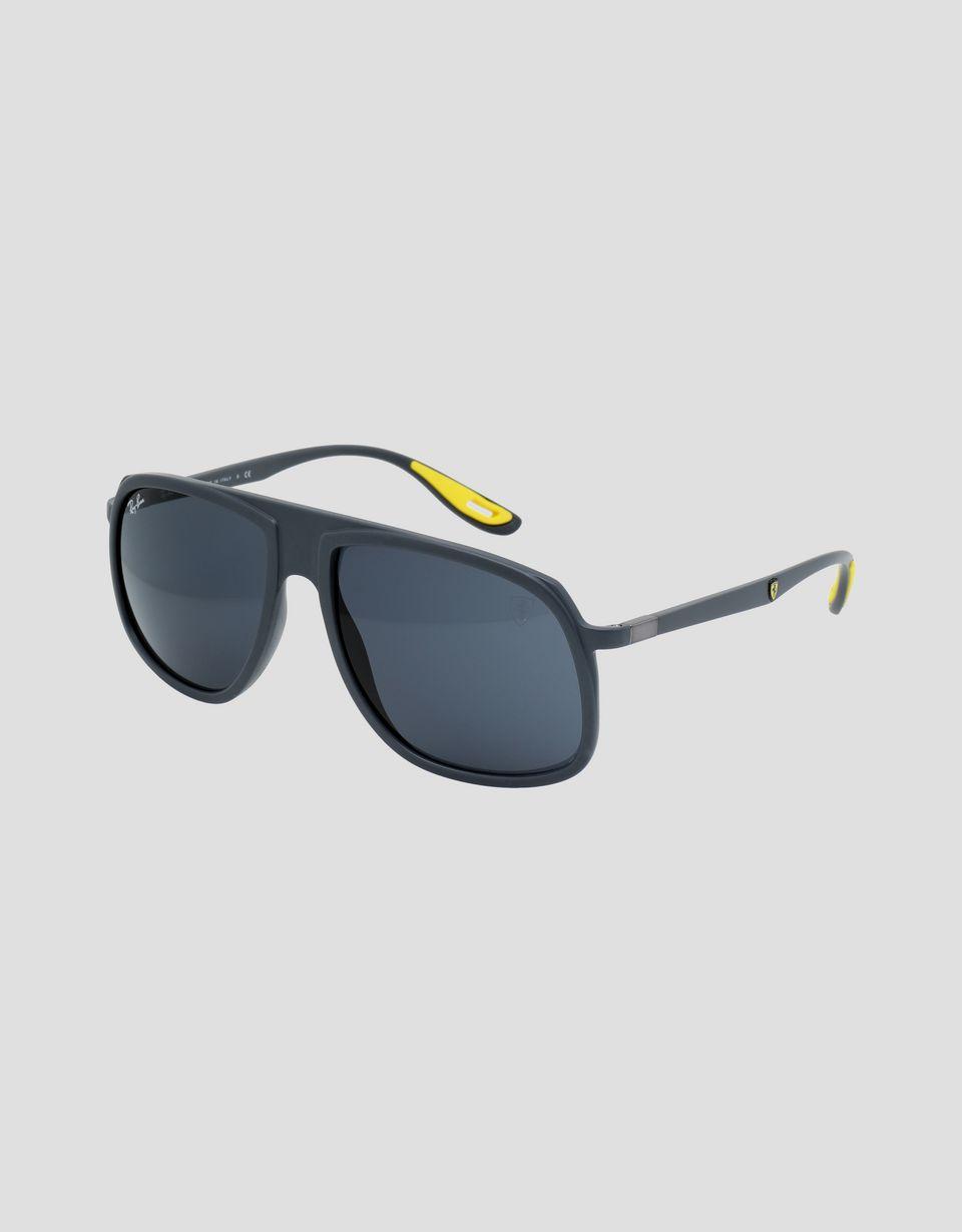 Scuderia Ferrari Online Store - Ray-Ban for Scuderia Ferrari RB4308M Limited Edition United States GP - Sunglasses