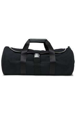 MONREAL LONDON Quilted neoprene gym bag