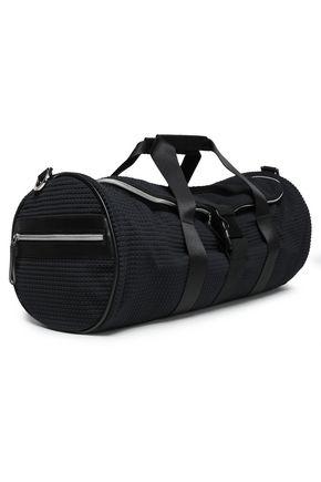MONREAL LONDON Quilted neoprene gym bag