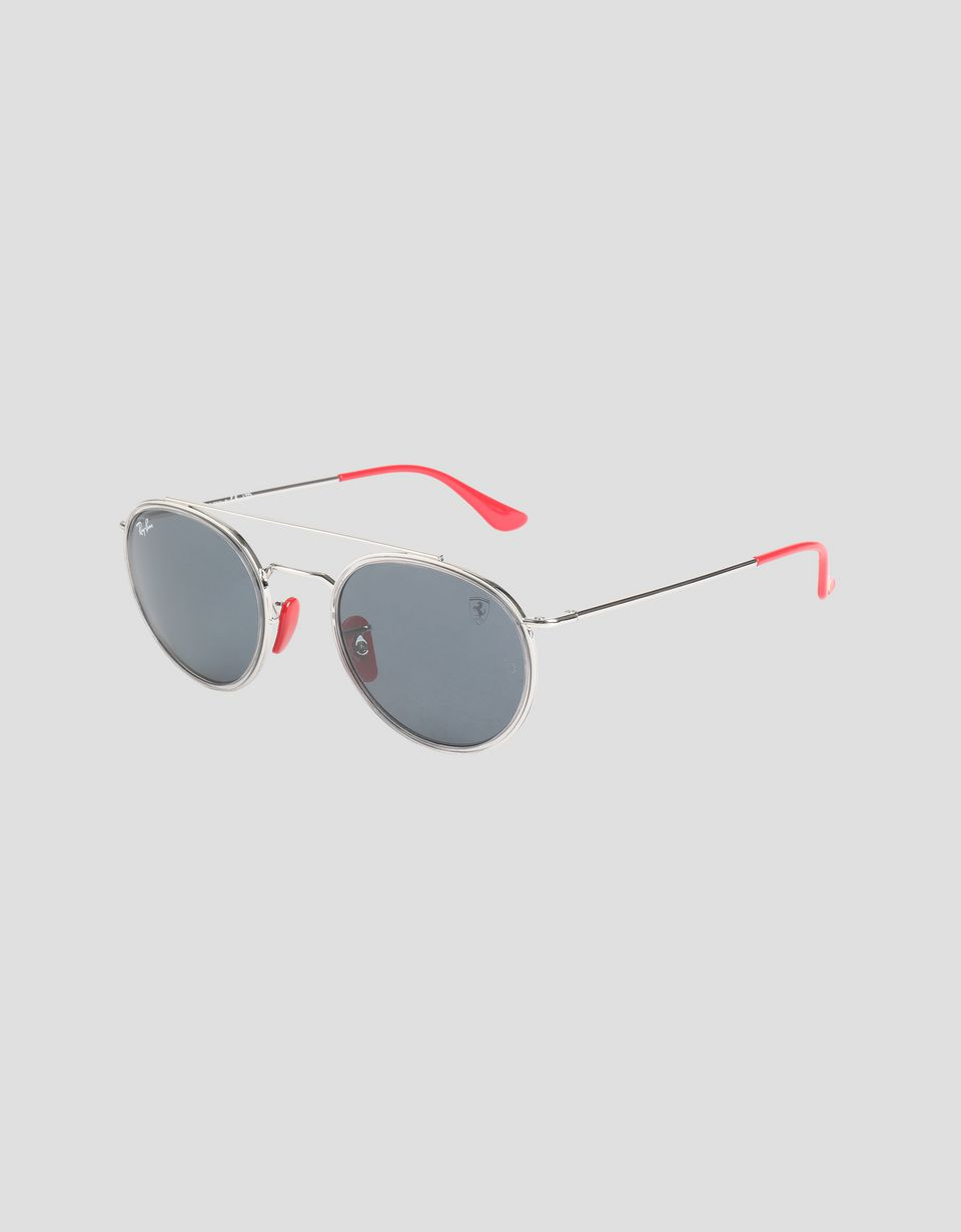 Scuderia Ferrari Online Store - Ray-Ban for Scuderia Ferrari RB3647M China GP Limited Edition - Sunglasses