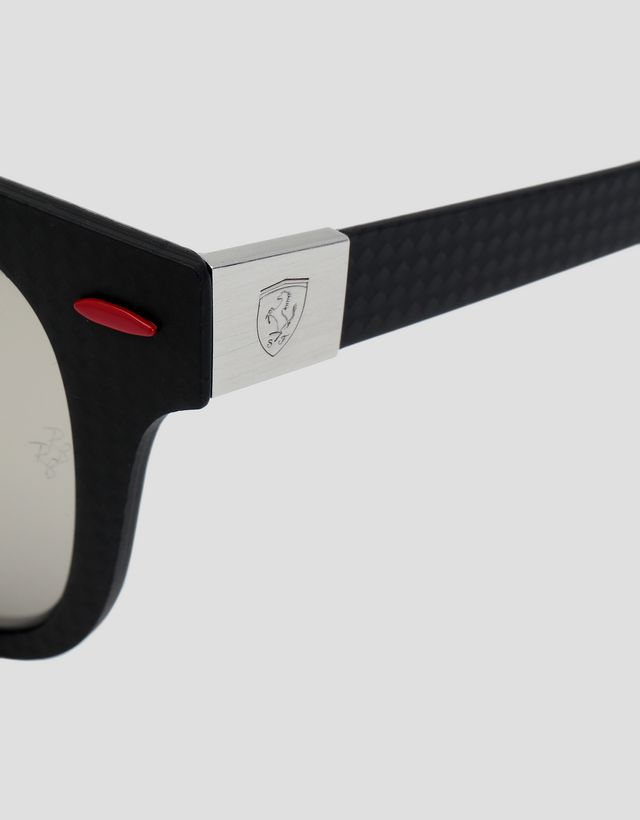 Scuderia Ferrari Online Store - Ray-Ban x Scuderia Ferrari RB8368 Limited Edition Monaco GP - Sunglasses