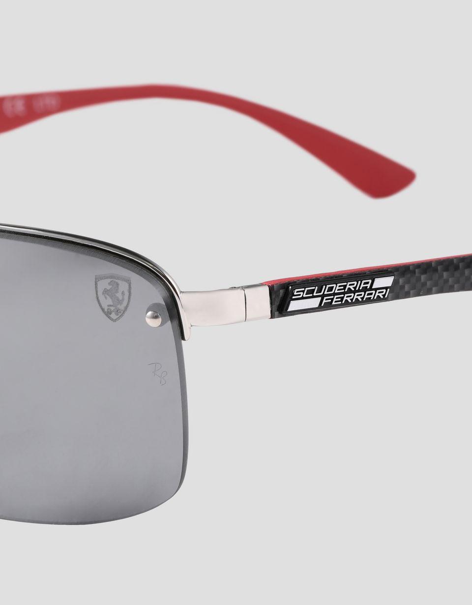 Scuderia Ferrari Online Store - Ray-Ban for Scuderia Ferrari RB3617M アメリカGP 限定エディション - サングラス
