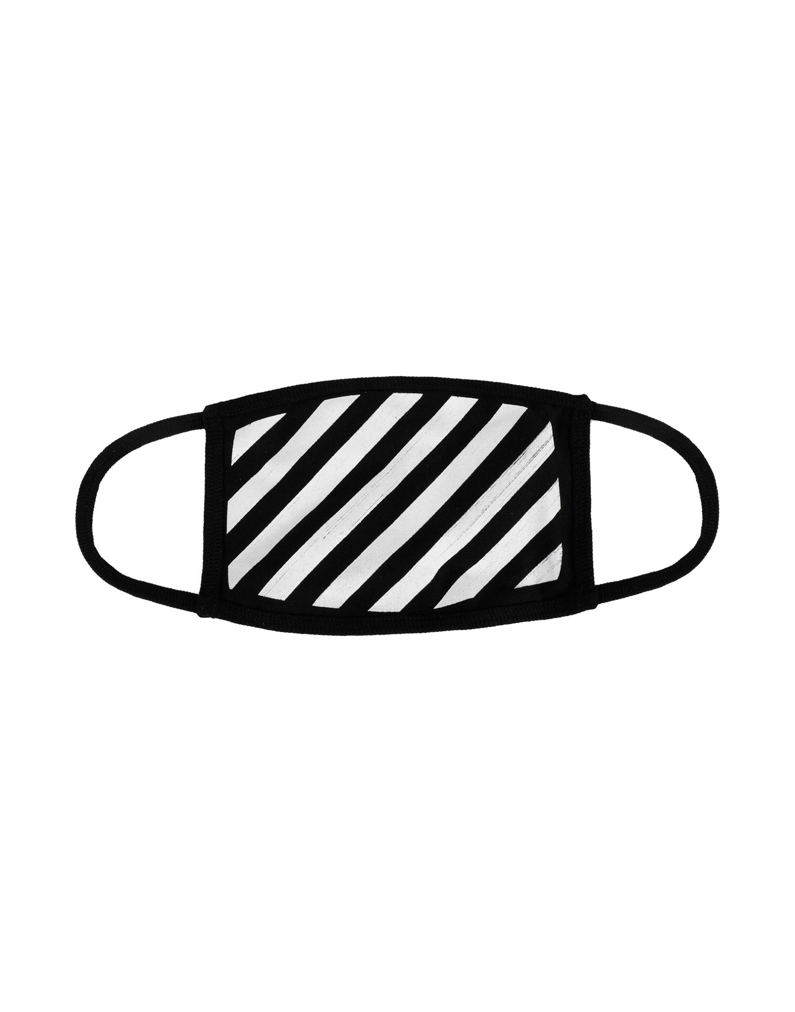 OFF-WHITE™ Eyemasks. jersey, print, stripes. 100% Cotton