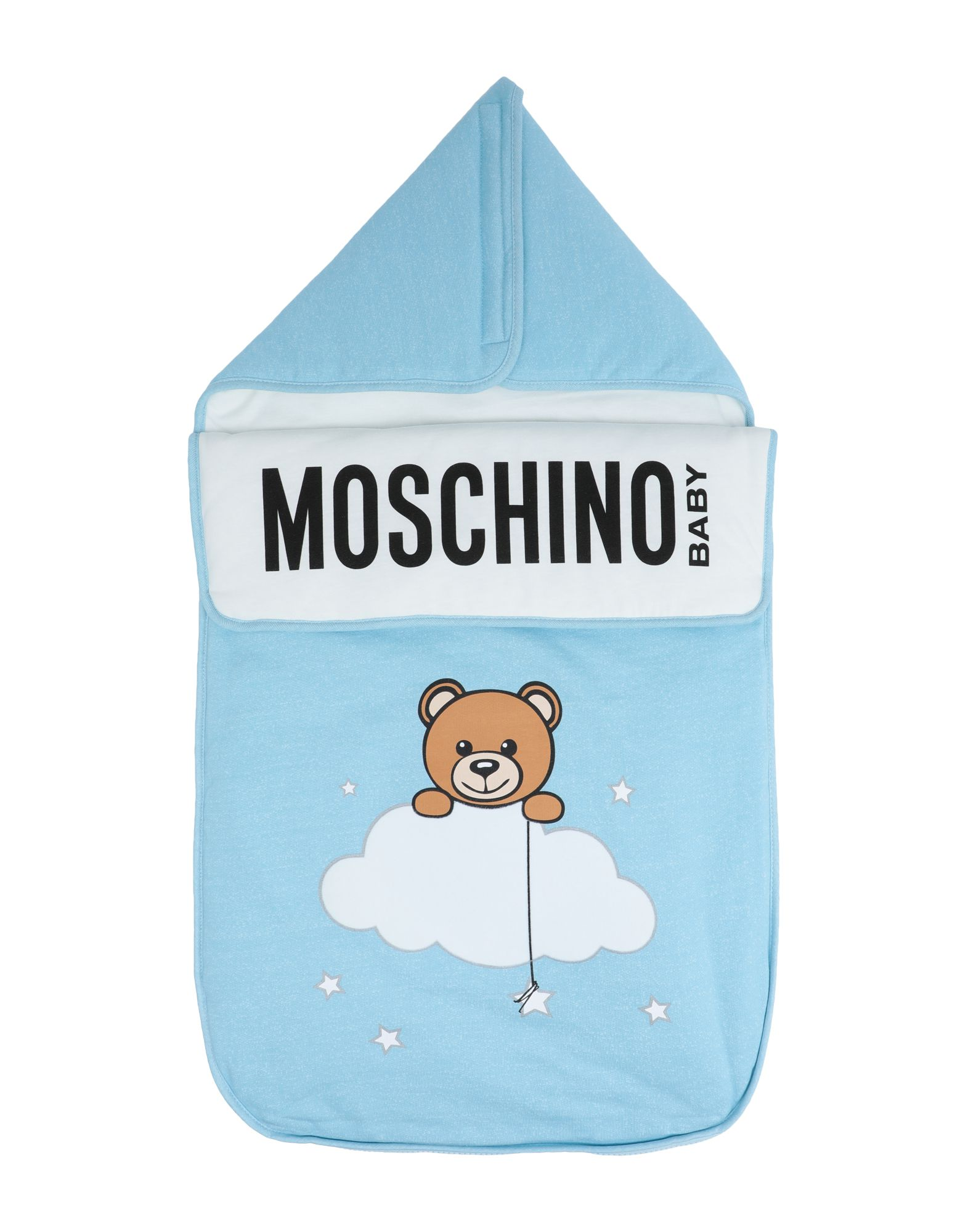 MOSCHINO Детский конверт baby bites детский конверт