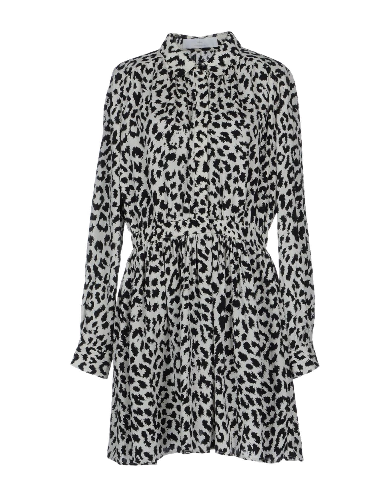 все цены на THAKOON ADDITION Короткое платье в интернете