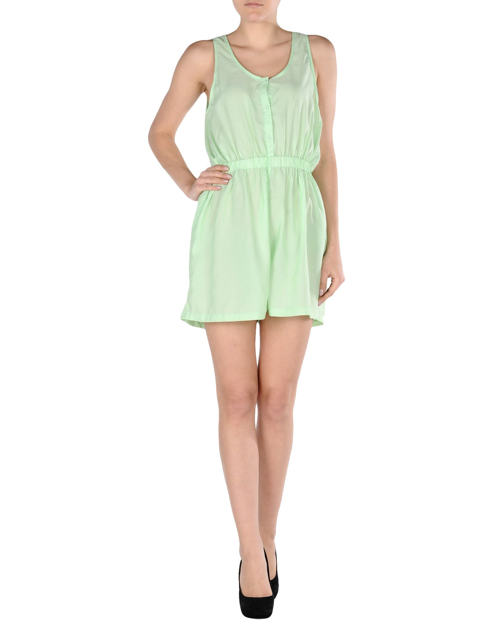 CHEAP MONDAY Короткий комбинезон cheap monday короткое платье