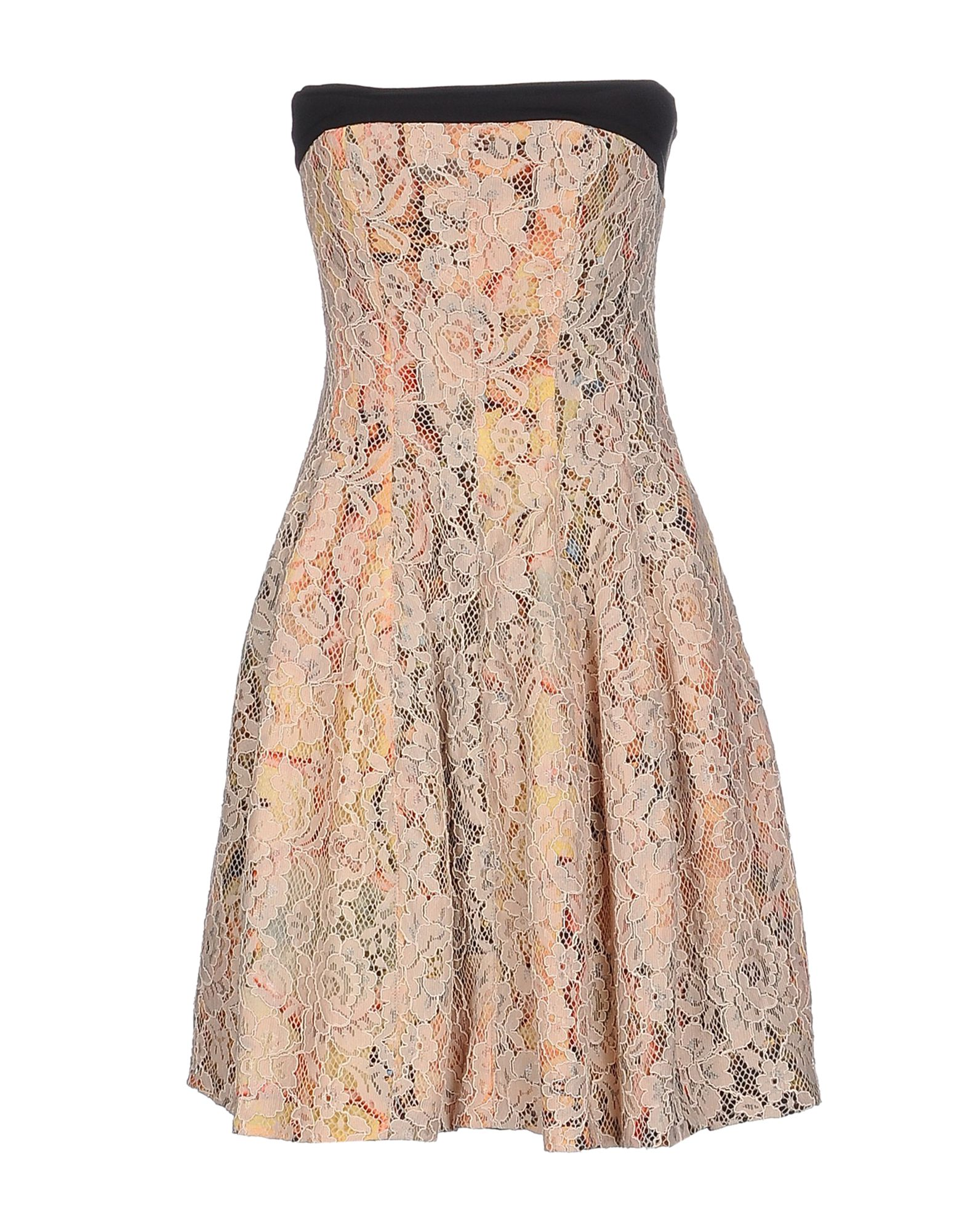RAPSODIA IN NERO Короткое платье costumenemutso платье costumenemutso w121104 fab136 nero 44 черный