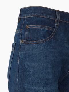 Jeans a gamba dritta