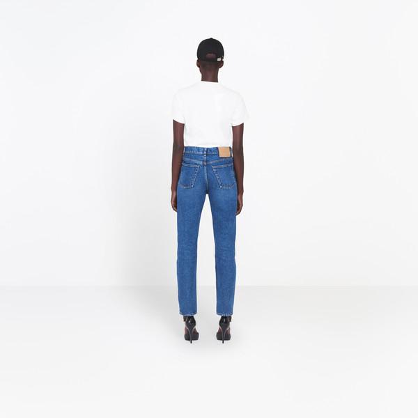 BALENCIAGA Pants Woman Genuine Jeans h