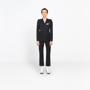 BALENCIAGA Pants Man Slim Fit Pants f