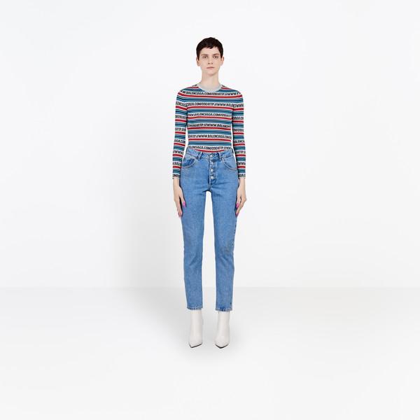 BALENCIAGA Pants D Tube Jeans g