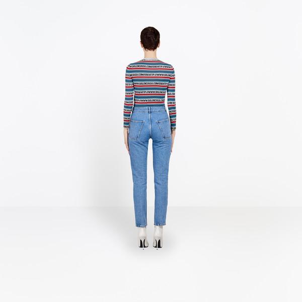 BALENCIAGA Pants D Tube Jeans h