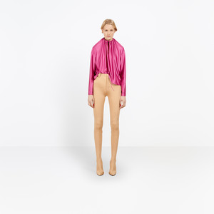 BALENCIAGA Pants Woman Cosmetic Pantashoes f