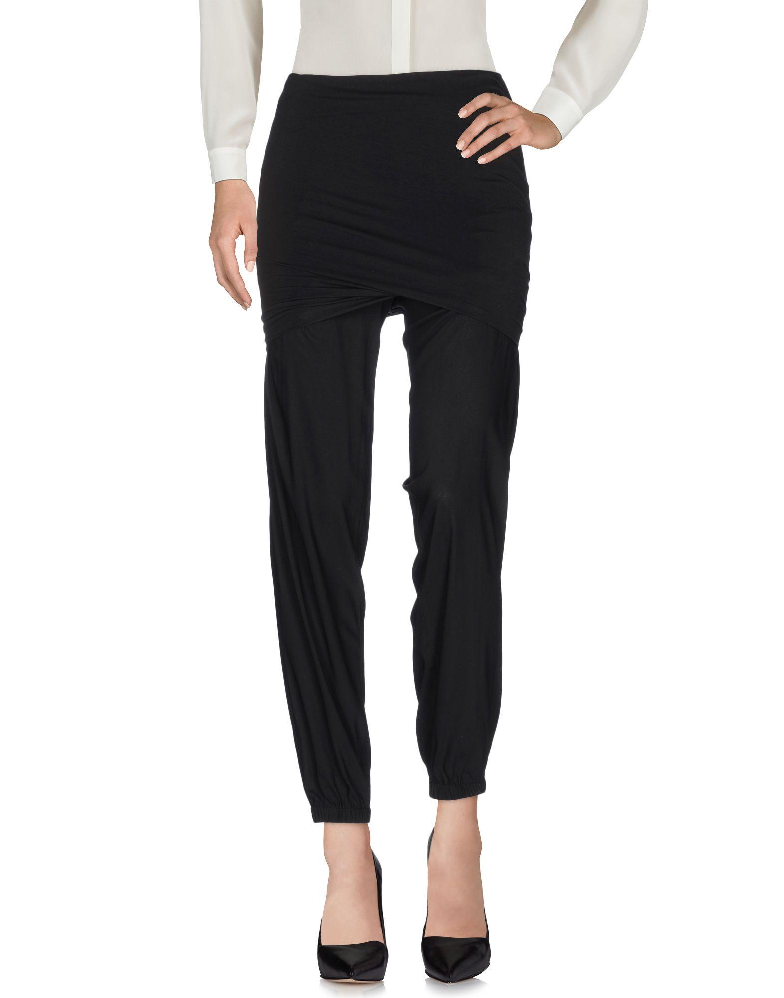 DONNA KARAN Повседневные брюки цены онлайн