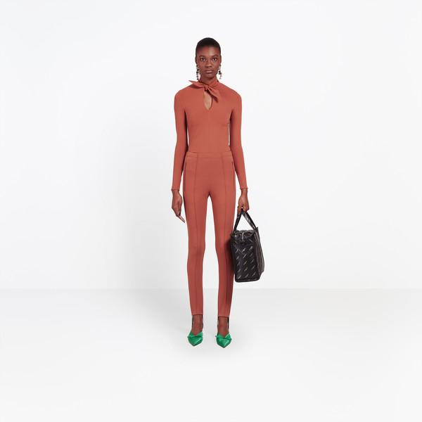 BALENCIAGA Pants Woman Jogger Fuseau g