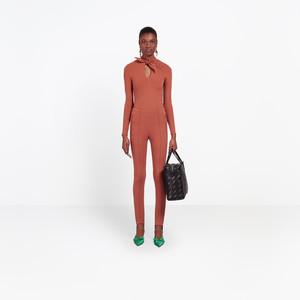 BALENCIAGA Pants Woman Jogger Fuseau f