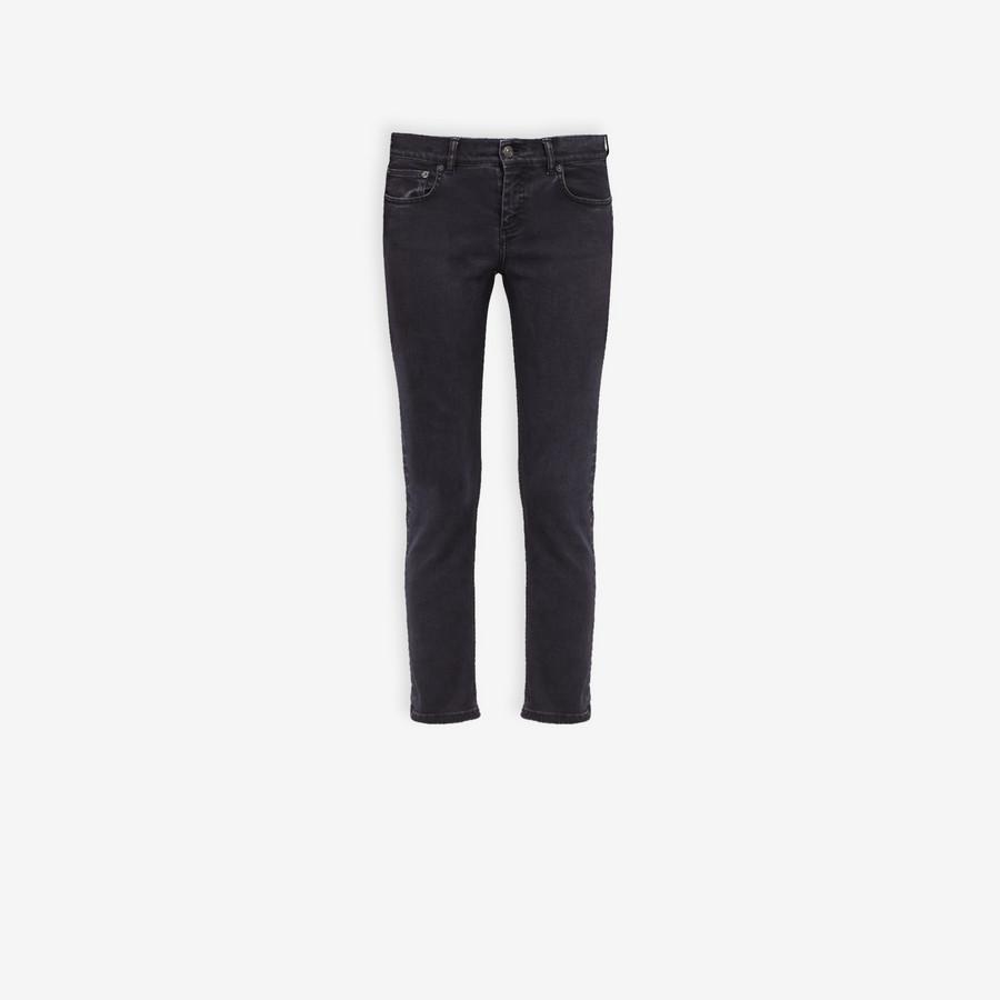 BALENCIAGA Shrunk Jeans Denim Woman f